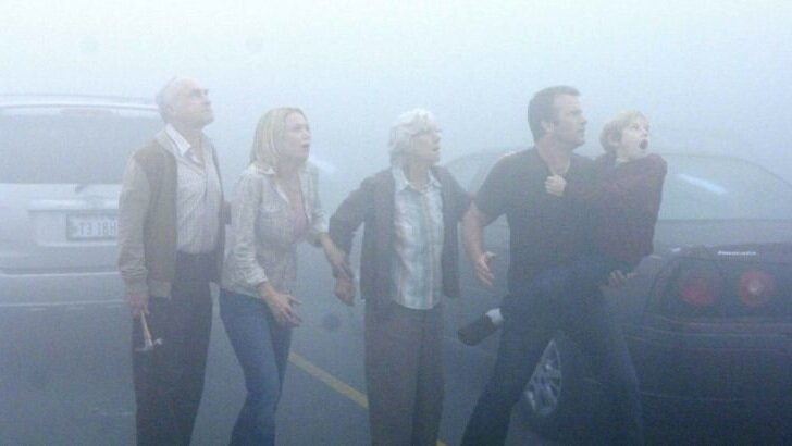#99) The Mist - (2007 - dir. Frank Darabont)