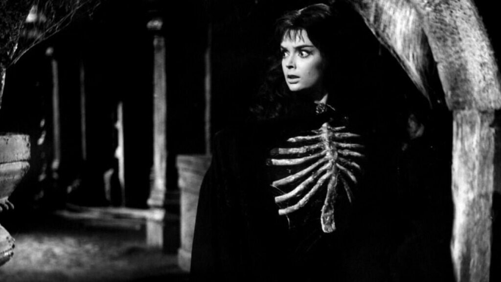 #93) Black Sunday - (1960 - dir. Mario Bava)