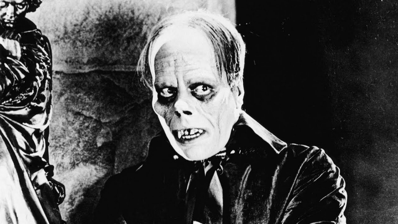 #91) The Phantom of the Opera - (1925 - dir. Rupert Julian)