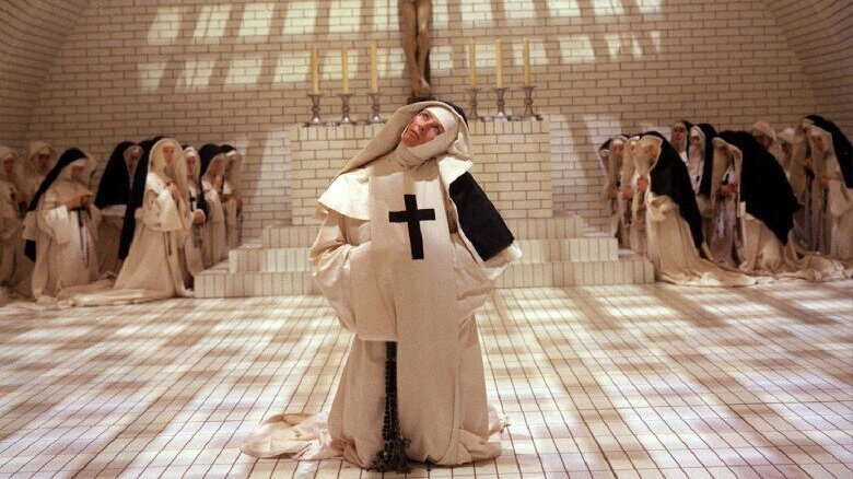 #87) The Devils - (1971 - dir. Ken Russell)