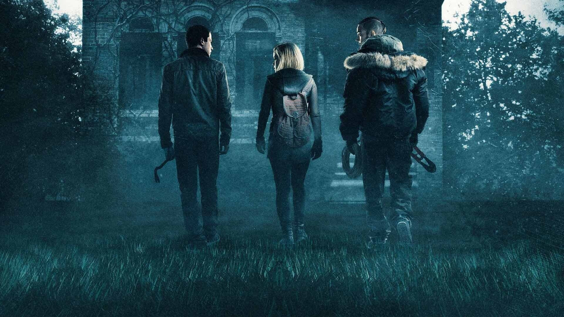 #77) Don't Breathe - (2016 - dir. Fede Álvarez)