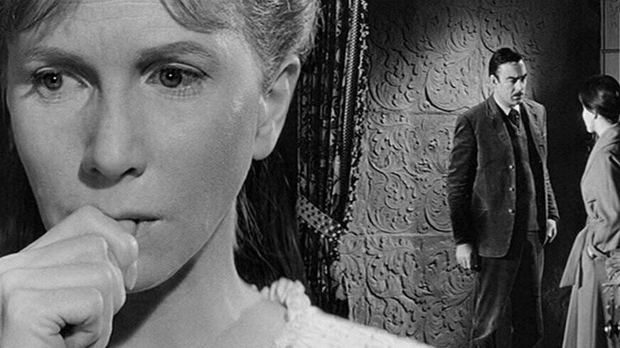#74) The Haunting - (1963 - dir. Robert Wise)