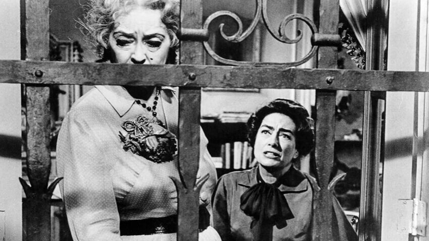 #58) Whatever Happened to Baby Jane? - (1962 - dir. Robert Aldrich)