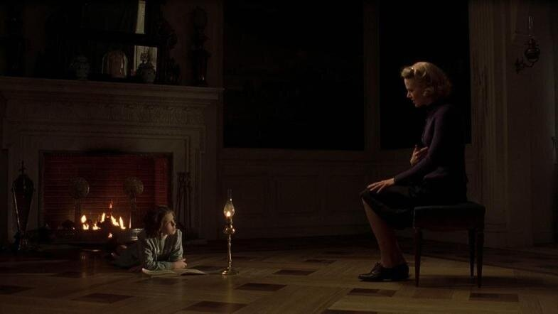 #57) The Others - (2001 - dir. Alejandro Amenábar)