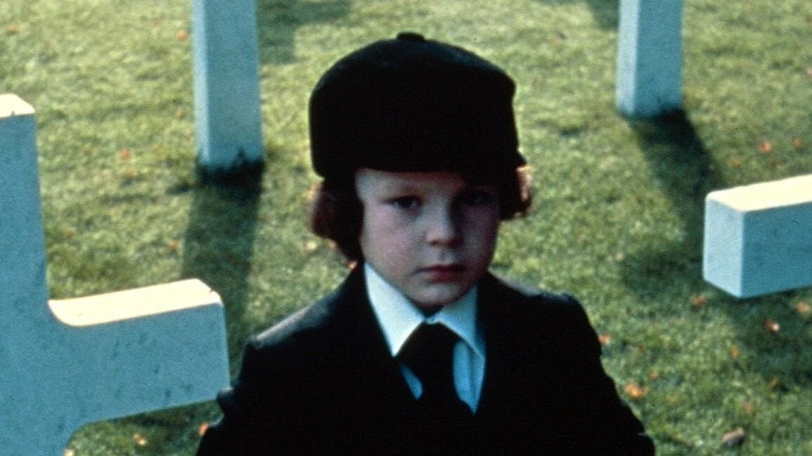 #56) The Omen - (1976 - dir. Richard Donner)