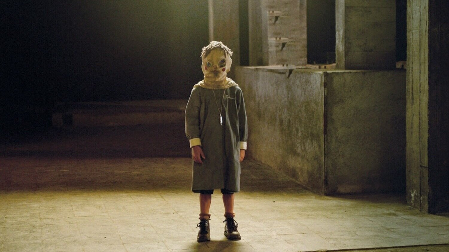 #55) The Orphanage - (2007 - dir. Juan Antonio Bayona)