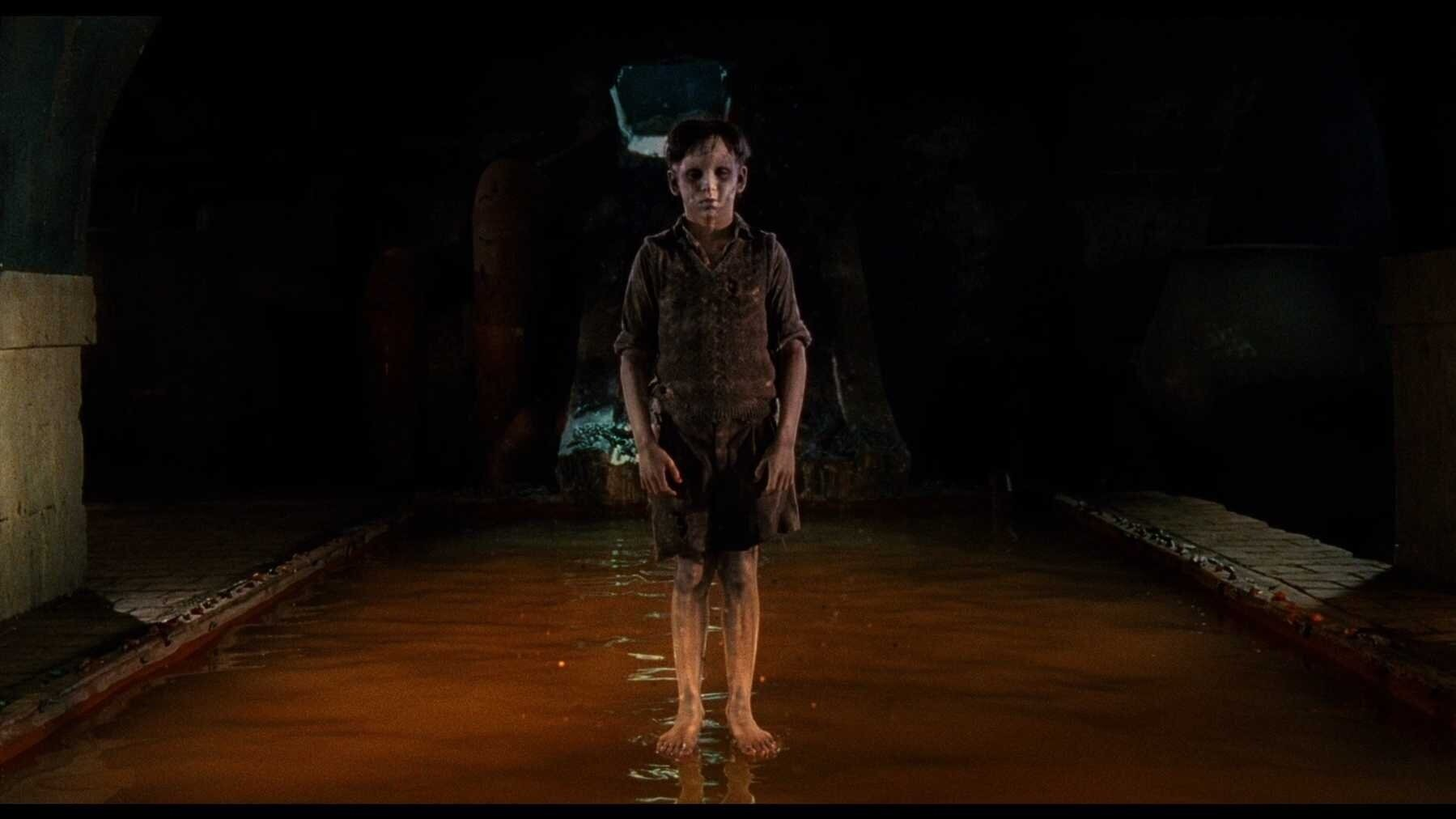 #54) The Devil's Backbone - (2001 - dir. Guillermo del Toro)