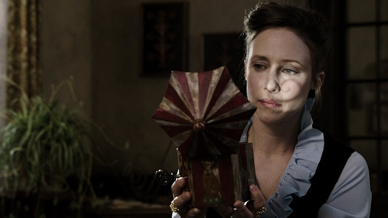 #52) The Conjuring - (2013 - dir. James Wan)