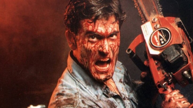 #47) The Evil Dead - (1981 - dir. Sam Raimi)
