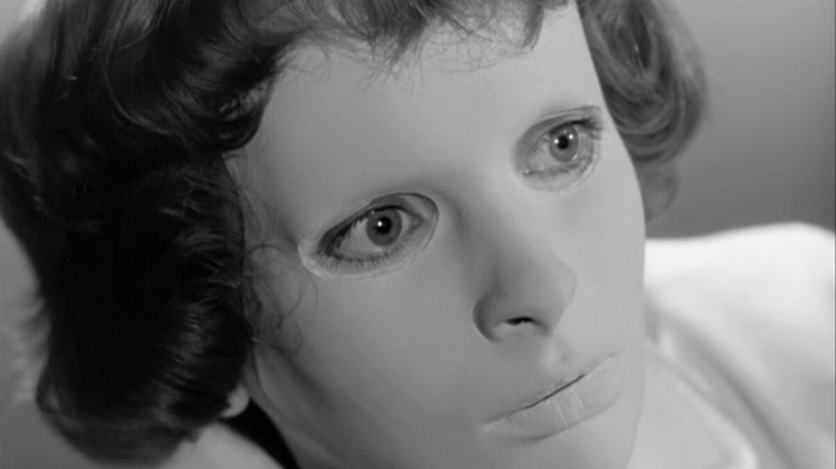 #40) Eyes Without a Face - (1962 - dir. Georges Franju)