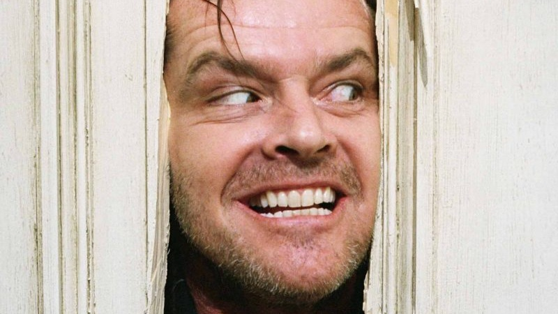 #2) The Shining - (1980 - dir. Stanley Kubrick)