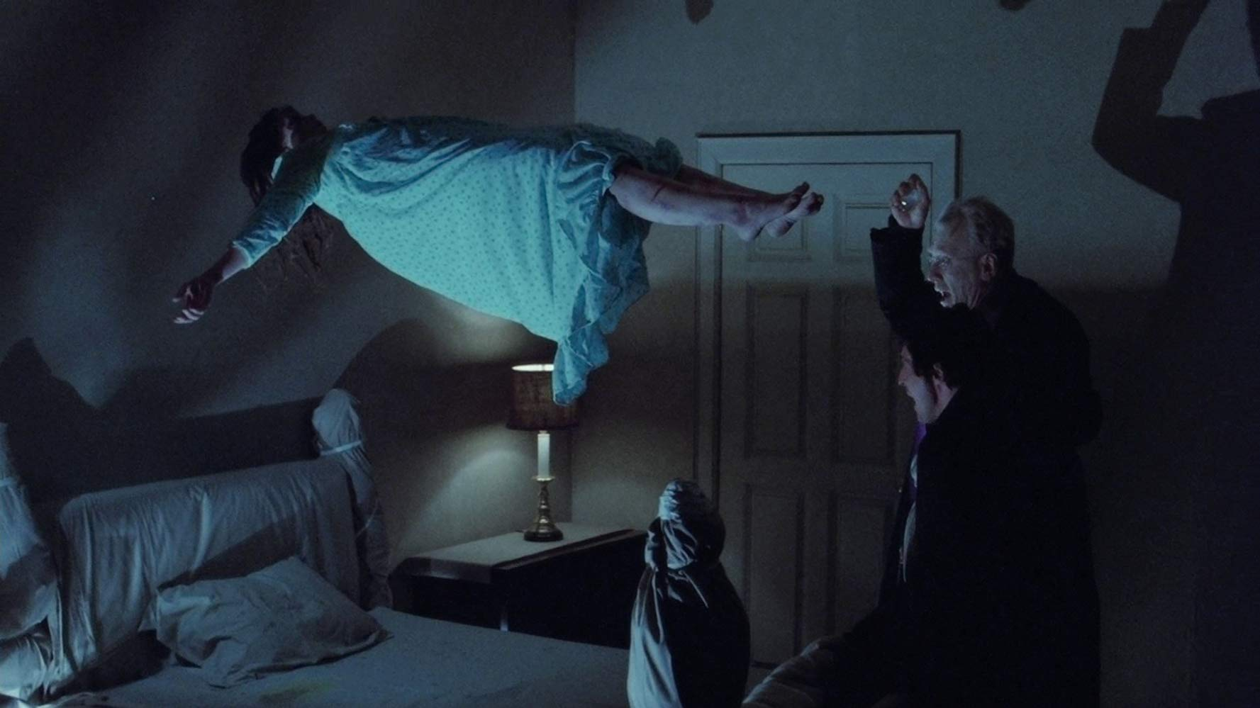 #11) The Exorcist - (1973 - dir. William Friedkin)