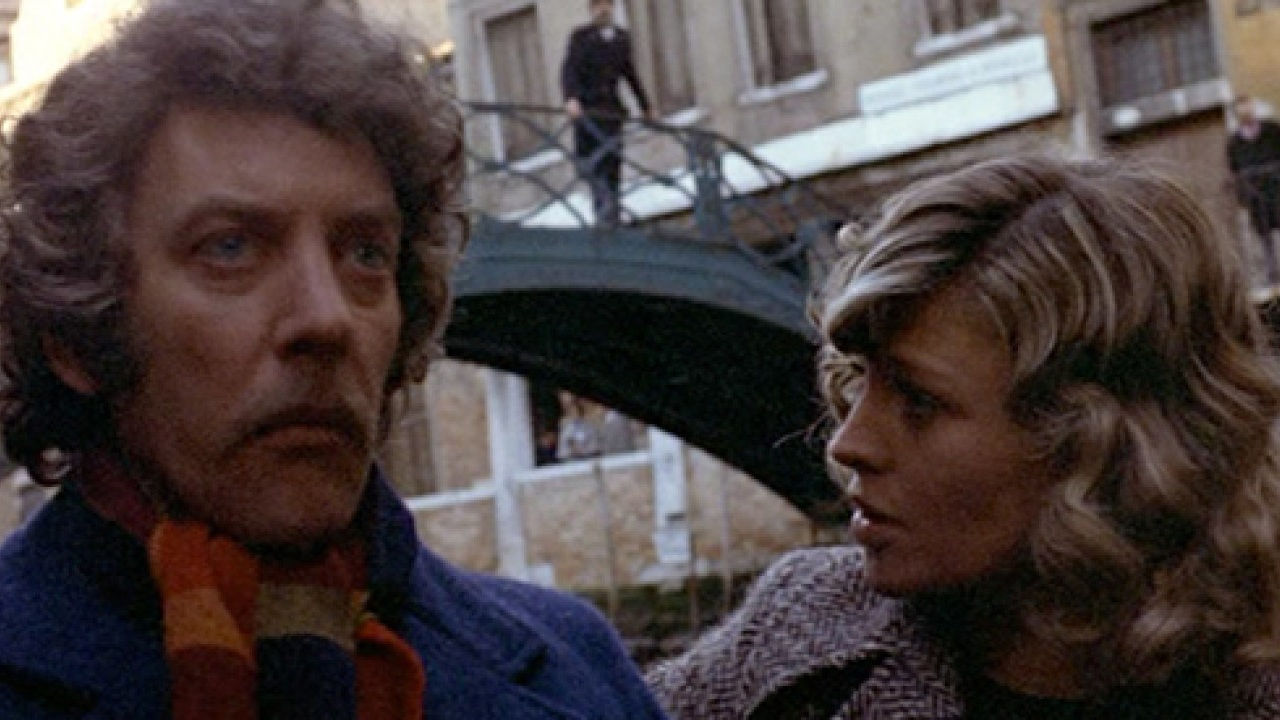 #14) Don't Look Now - (1973 - dir. Nicolas Roeg)