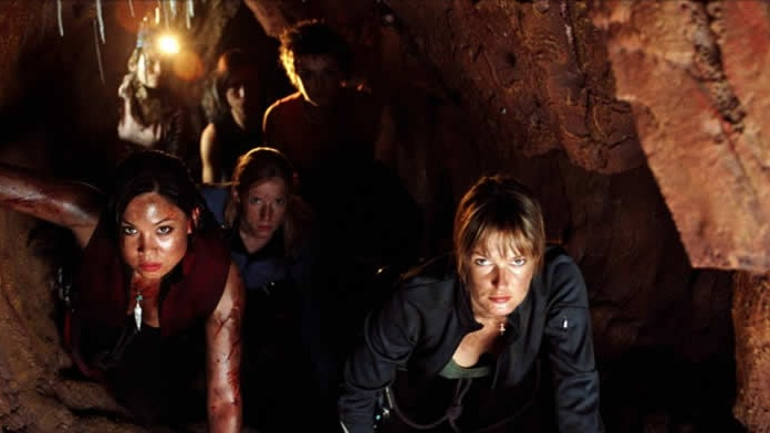 #19) The Descent - (2005 - dir. Neil Marshall)