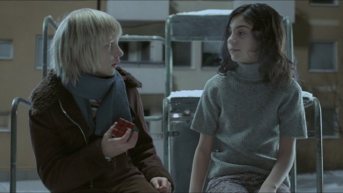 #23) Let the Right One In - (2008 - dir. Tomas Alfredson)