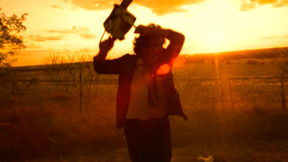 #26) The Texas Chain Saw Massacre - (1975 - dir. Tobe Hooper)