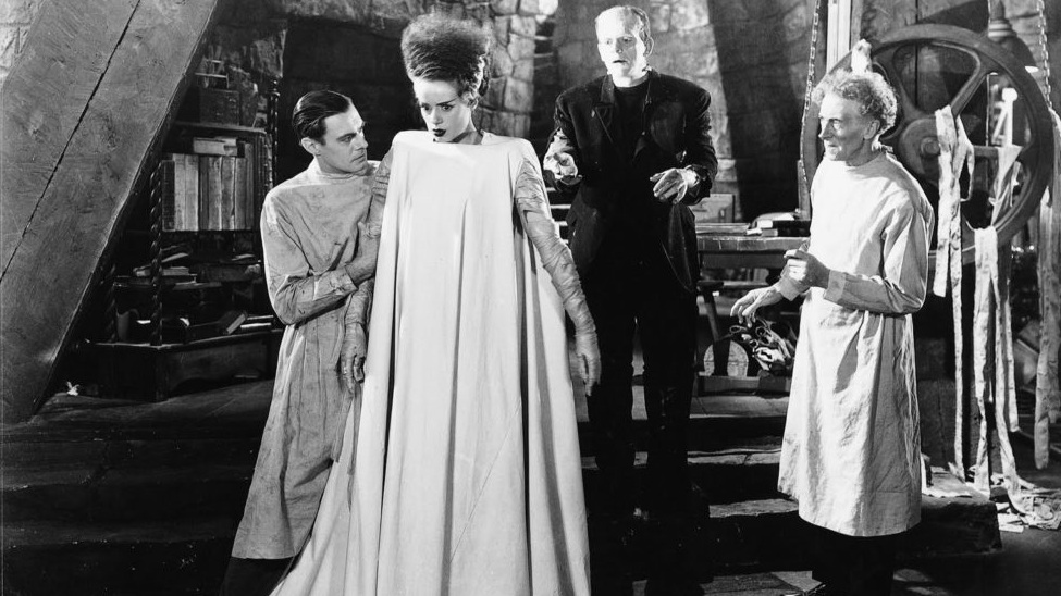 #28) Bride of Frankenstein - (1935 - dir. James Whale)