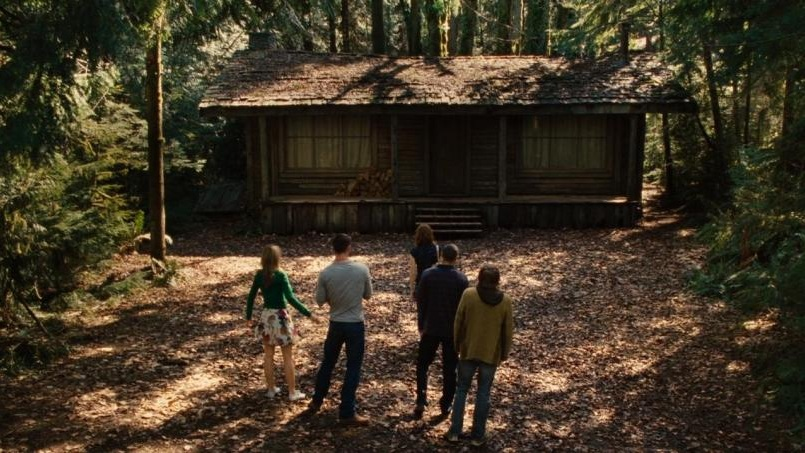 #31) The Cabin in the Woods - (2012 - dir. Drew Goddard)