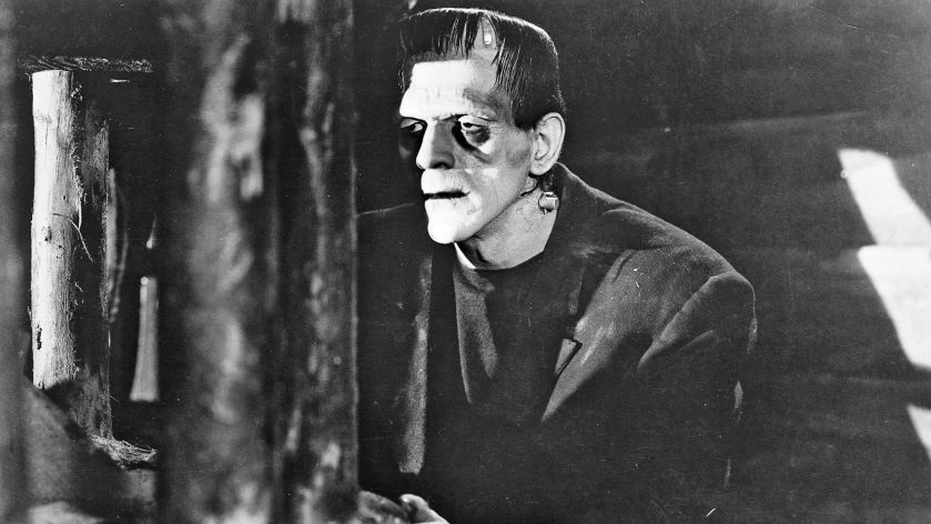 #33) Frankenstein - (1931 - dir. James Whale)