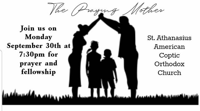 All women are invited to tonight's St. Perpetua fellowship prayer and fellowship meeting at church at 7:30pm.  #stathanasiusorlando #stperpetuawomenfellowshipgroup