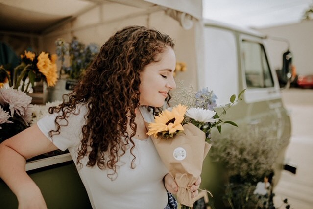 It's the perfect Saturday to stop and smell the flowers 🥰 Come see us today at Einstein's in Turkey Creek from 9:30-12:30! 📷 | @_shaunbh @trishgoud
