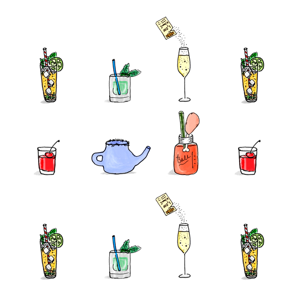 Cocktails for Cold Season  - For The Bold Italic.