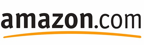 HUGE AMAZON LOGO
