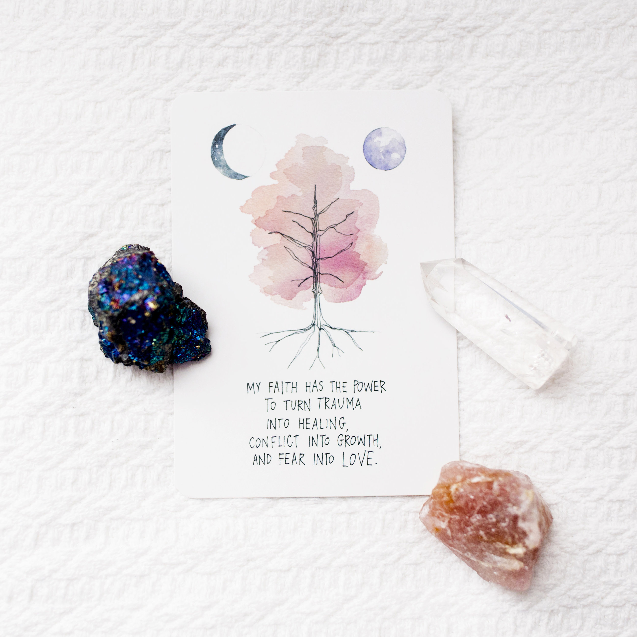 The Universe Has Your Back Cards by: Gabby Bernstein  (Link to cards bellow)
