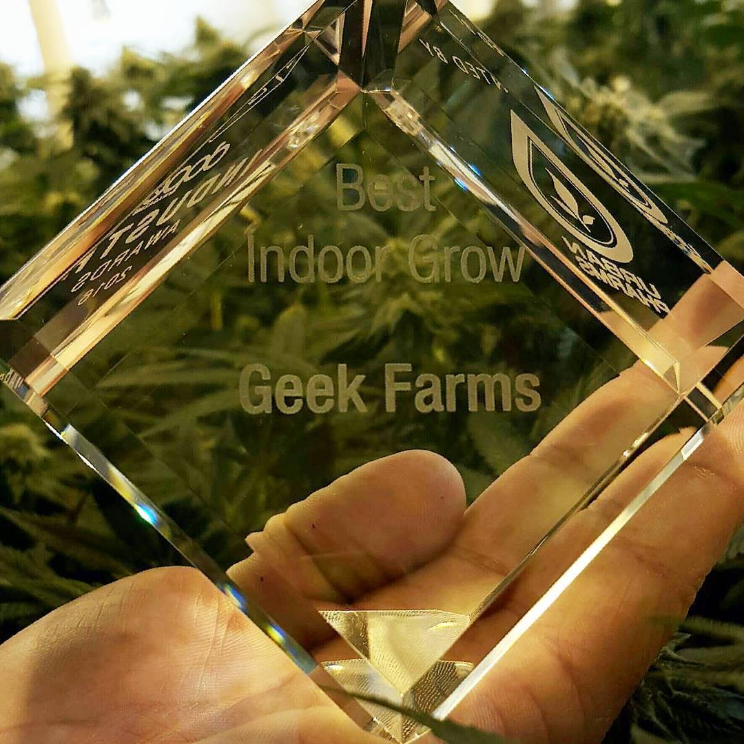 Copy of 2016 Dope Industry Awards, Best Indoor Grow