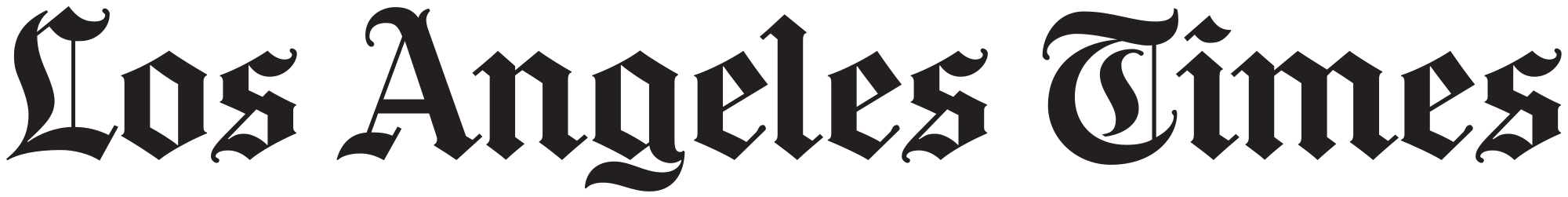 los angeles times logo horizontal.png