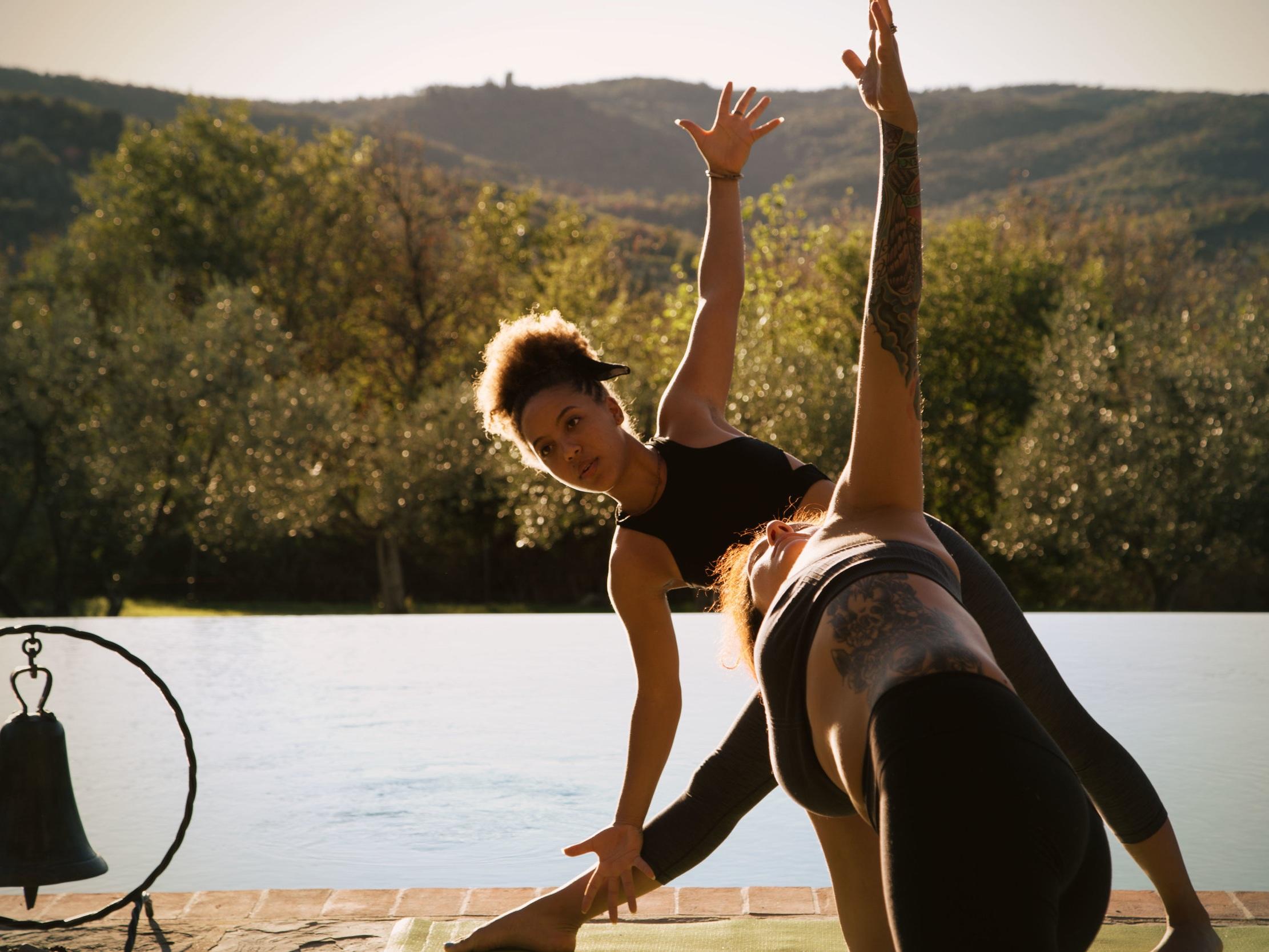 June 19-23, 2019 || Christian Coelho || Tuscany - Yoga, Movement, and inspiration