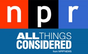 All Things Considered, NPR, Abby Wendle, Sleeptalking & Trauma - June 22, 2017