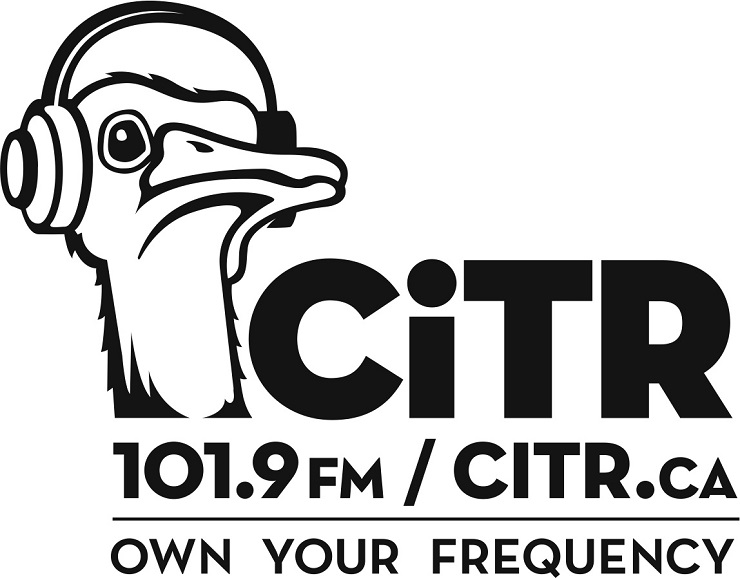 Stray Interview at CiTr - January 2014