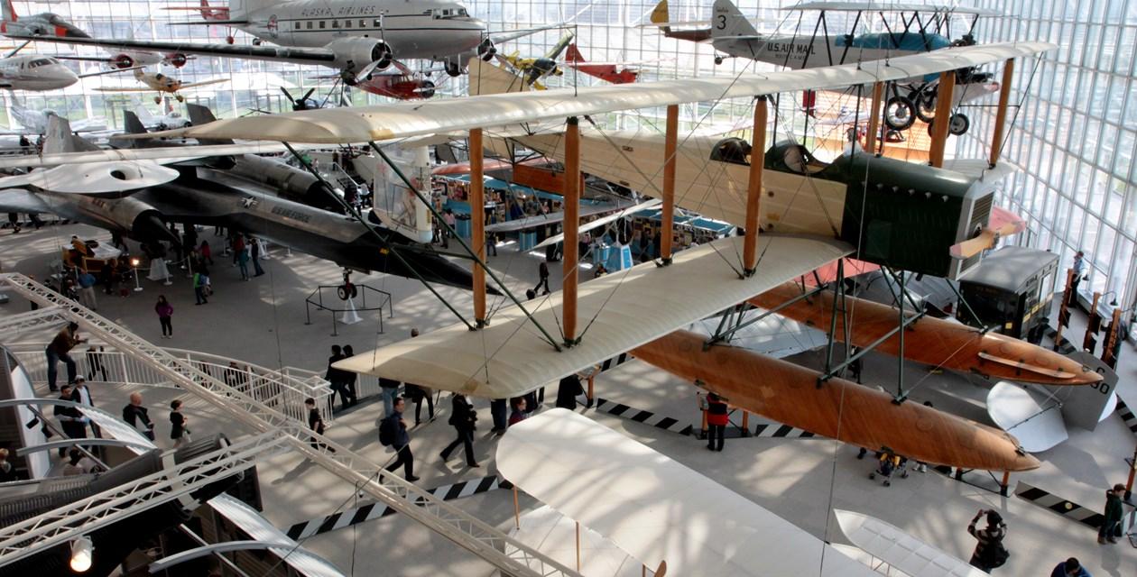 The Museum of Flight (Seattle, Washington)