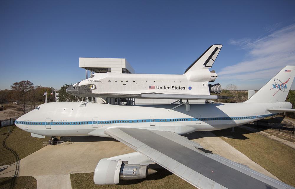 Space Center Houston (Houston, Texas)