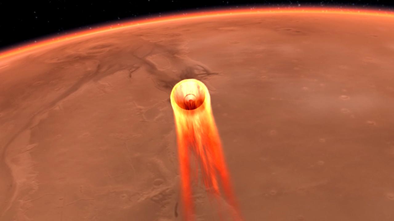 InSight Lander, Lecture, NASA, JPL, STEM