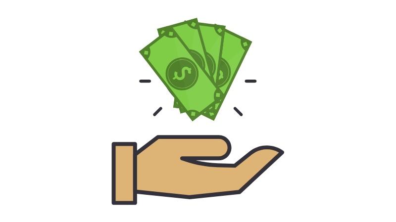 3. ¡ Gana  Dinero por cada negocio/persona que se inscriba usando tu código!