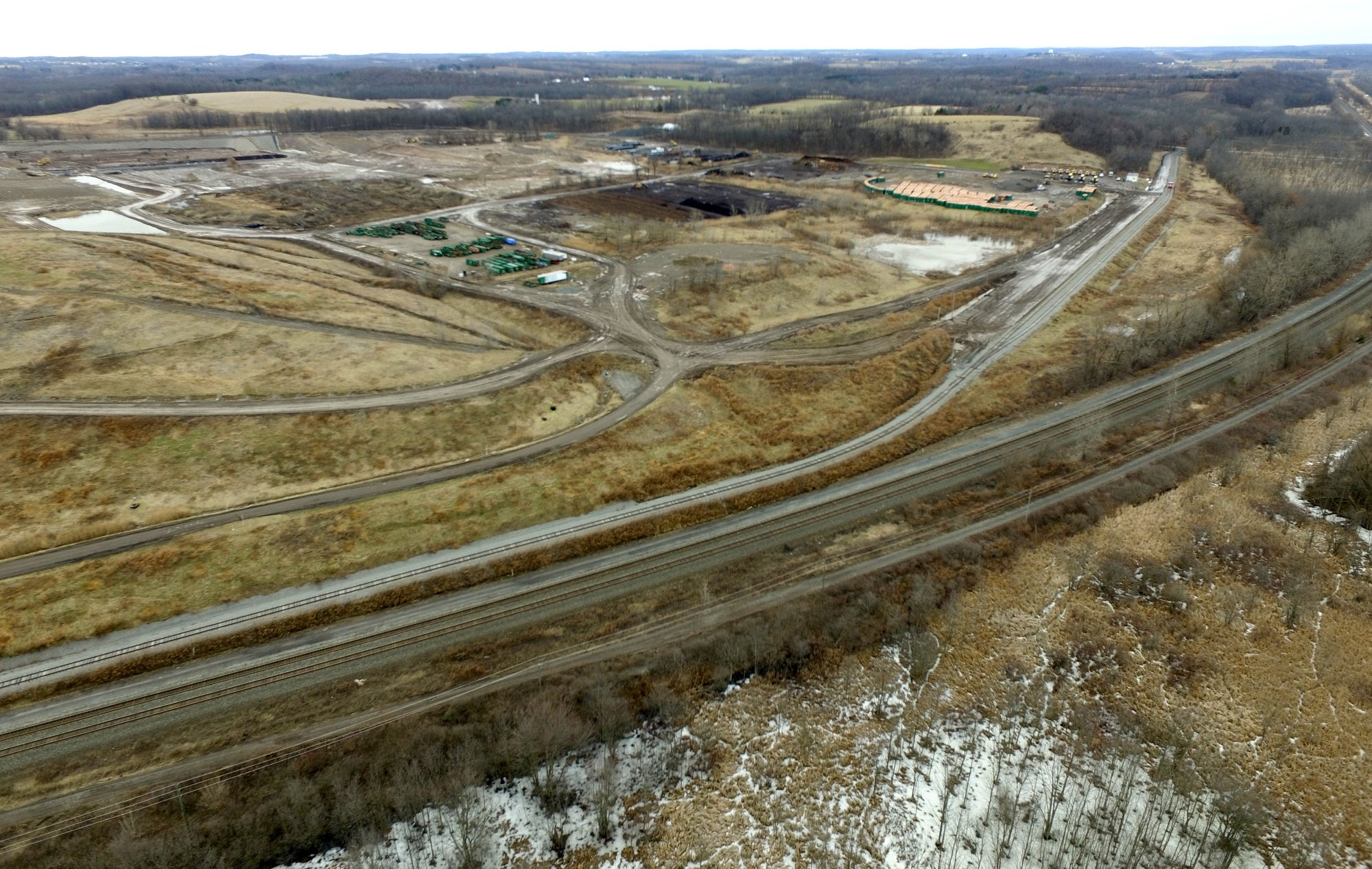 High Acres Landfill - February 24, 2018