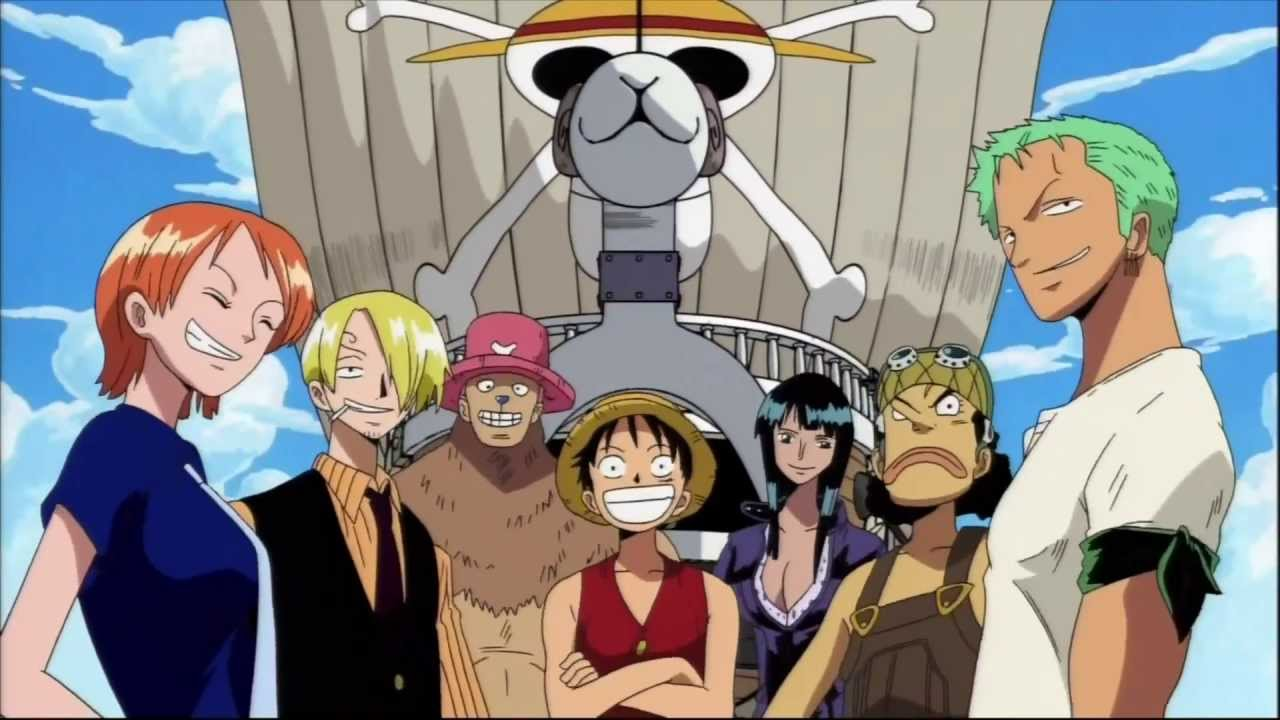One Piece Cast Shot