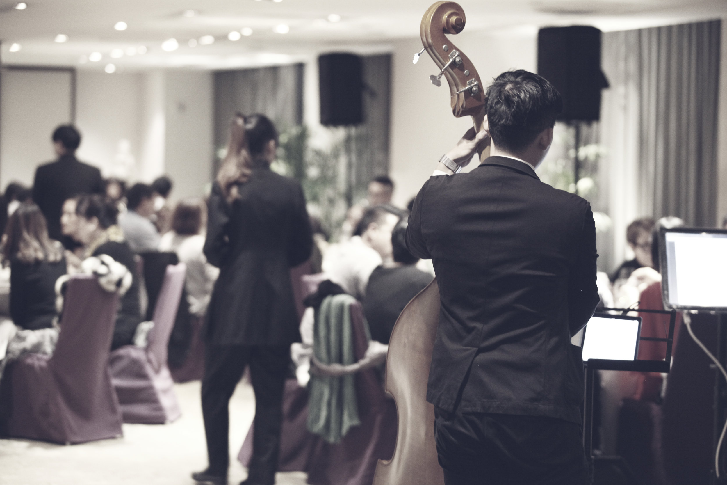 Corporate Events - Professional planning for all types of services for corporations that include but not limited to Christmas Parties, Catering for events, Company Milestones and Grand Openings.