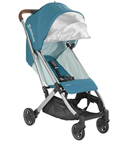 The UPPAbaby Minu stroller has many great features for travel and everyday use.