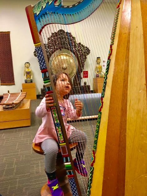 Musical Instrument Museum in Scottsdale, Arizona offers drop-in baby and toddler music hours.