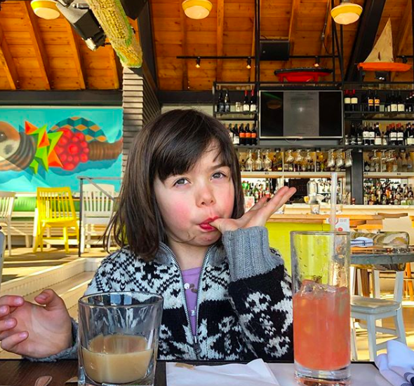 Kids are welcome at Drake Devonshire. Between 3-5pm, the PEC must-visit restaurant offers a sizable snack menu, and its Kid Menu. Image Credit:  @faye_moxam