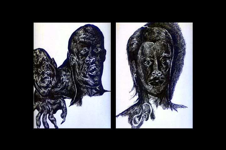 2 headed monsters & sharp