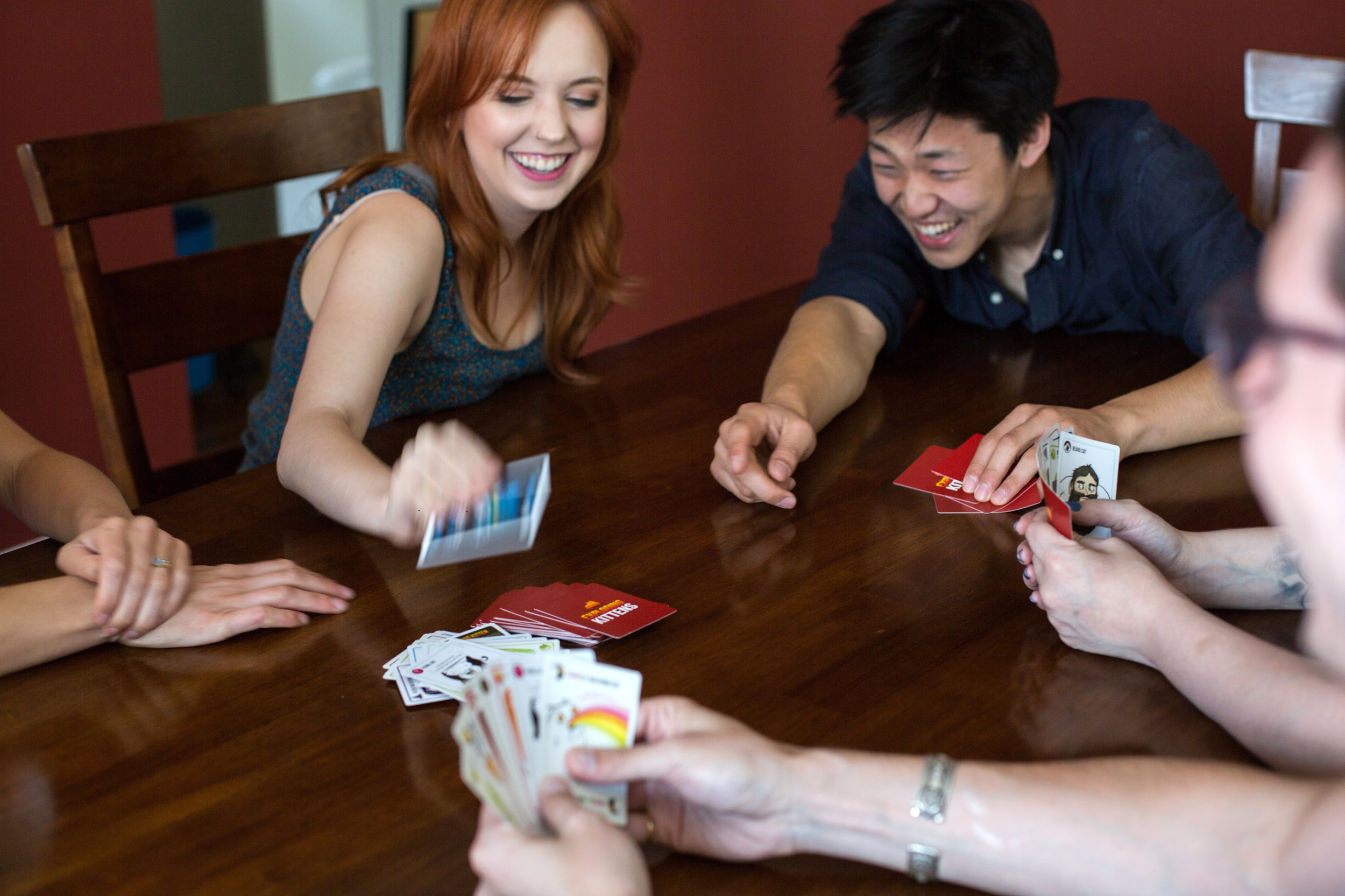 Exploding Kittens. Amazon Campaign