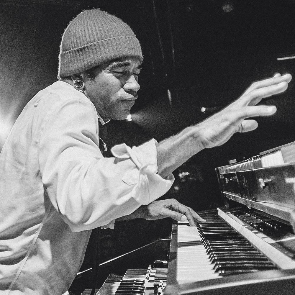 Neal Evans — Keys