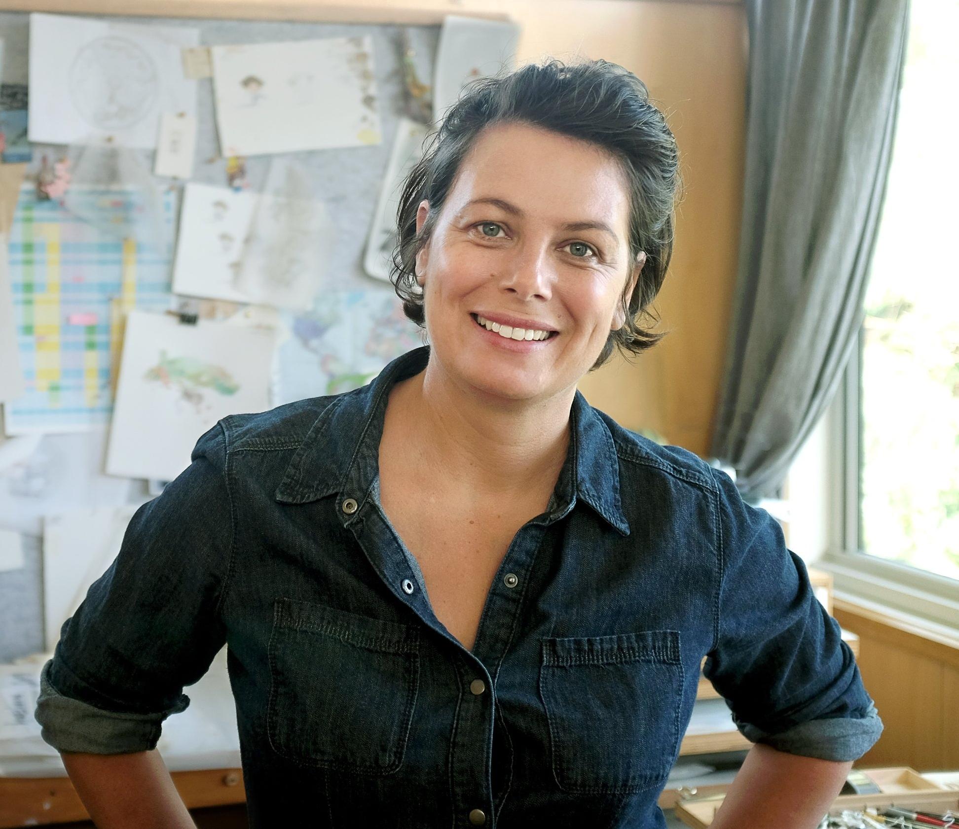 Jedda Robaard is an illustrator and writer of children's books -