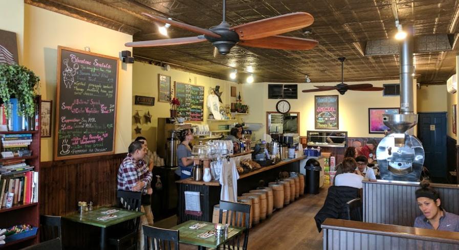 Bluestone Coffee Co. Photo courtesy of Sendhil Kolandaivel
