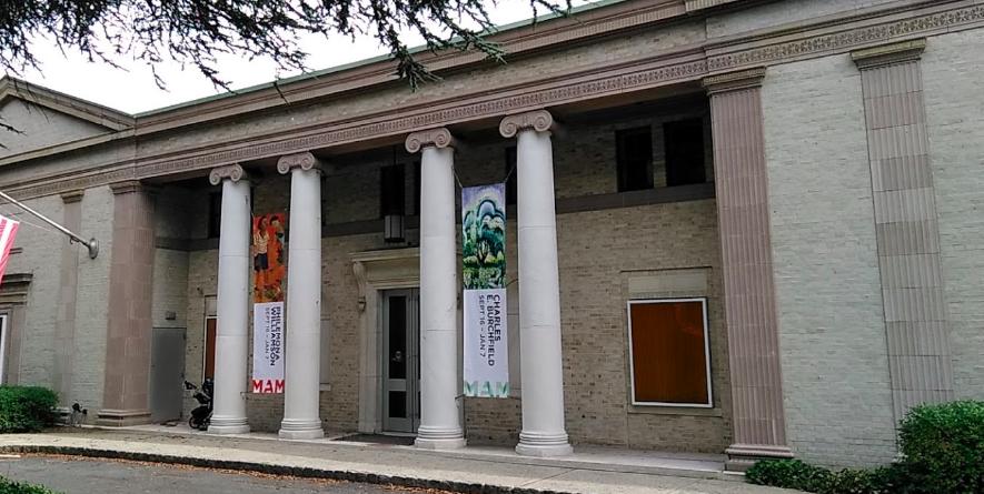 Montclair Art Museum 3 South Mountain Avenue