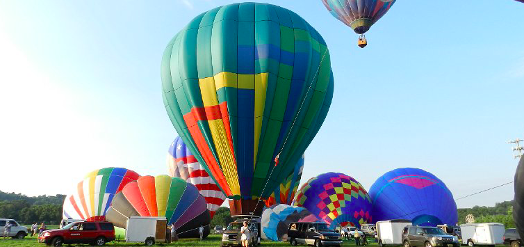 Courtesy Hot Air Balloon Festival